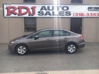 Used 2013 Honda Civic LX ACCIDENT FREE,1 OWNER,54000KM for sale in Hamilton, ON