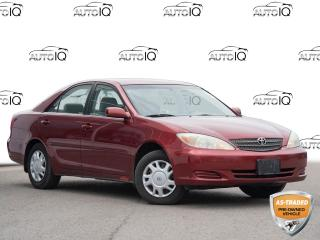 Used 2003 Toyota Camry LE Winter Tires | Fully Automatic Headlights for sale in Welland, ON