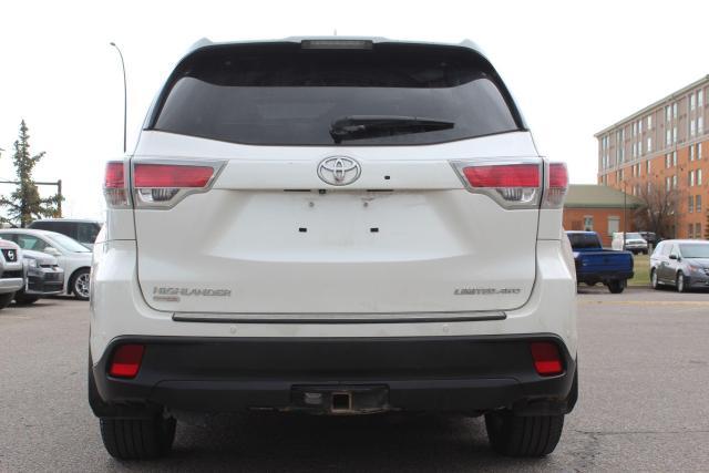 2014 Toyota Highlander LIMITED  Photo4