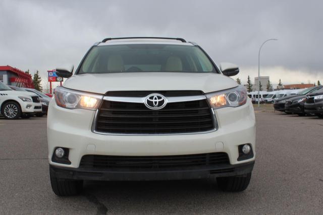 2014 Toyota Highlander LIMITED  Photo8