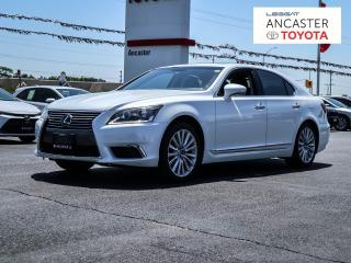 Used 2013 Lexus LS 460 LS 460 | PRESTIGE PKG | CLEAN CARFAX for sale in Ancaster, ON