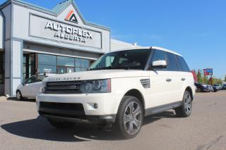 Used 2010 Land Rover Range Rover Sport SC for sale in Calgary, AB