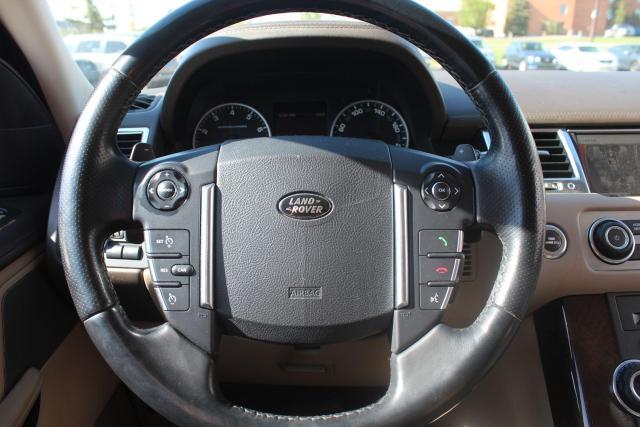 2010 Land Rover Range Rover Sport SC Photo11