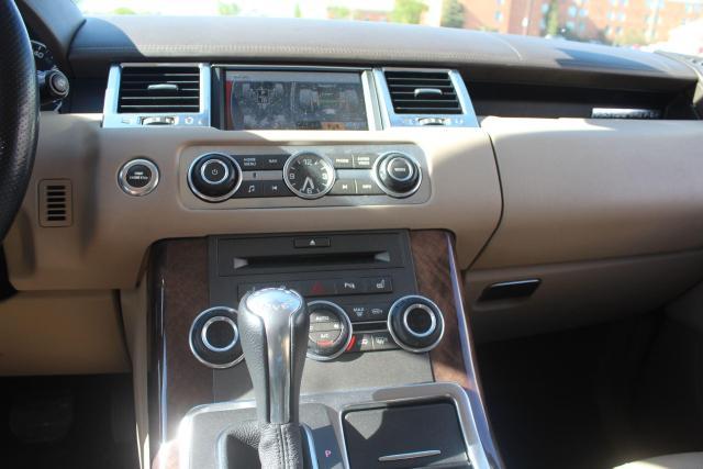 2010 Land Rover Range Rover Sport SC Photo12