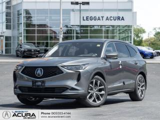 New 2022 Acura MDX Tech NAVI + PANO ROOF| TRAFFIC JAM ASSIST | CRUISE CONTROL AT LOW SPEED for sale in Burlington, ON