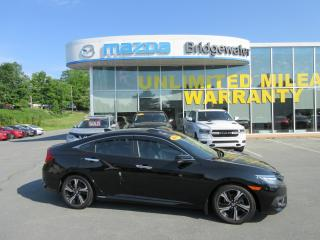 Used 2017 Honda Civic Touring for sale in Hebbville, NS