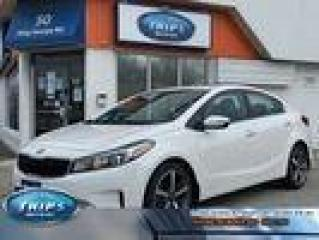Used 2017 Kia Forte 4dr Sdn Auto EX+| 1 OWNER| LOADED| for sale in Brantford, ON