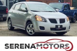 Used 2009 Pontiac Vibe AUTO | AC | CRUISE | NO ACCIDENTS | LOW KM for sale in Mississauga, ON