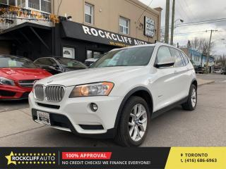 Used 2013 BMW X3 xDrive28i for sale in Scarborough, ON