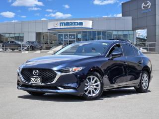 Used 2019 Mazda MAZDA3 GX-AUTOMATIC, BLUETOOTH, BSM, APPLE CARPLAY for sale in Hamilton, ON