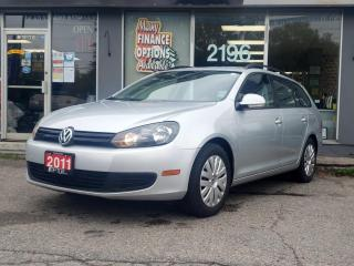 Used 2011 Volkswagen Golf Wagon 4dr Auto Trendline for sale in Bowmanville, ON