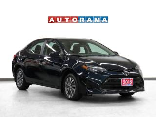 Used 2018 Toyota Corolla SE Leather Sunroof Backup Cam for sale in Toronto, ON