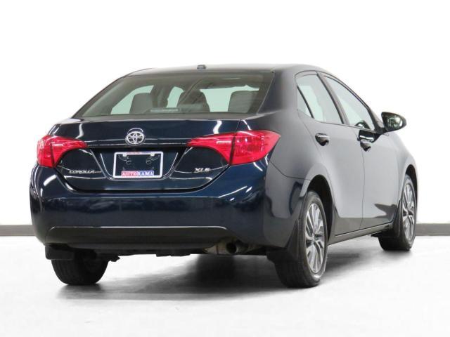 2018 Toyota Corolla SE Leather Sunroof Backup Cam