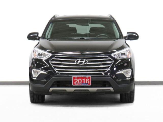 2016 Hyundai Santa Fe XL Luxury AWD Leather Sunroof Backup Camera