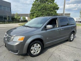 Used 2009 Dodge Grand Caravan Stow & Go, Low KM, 7 Passengers, Automatic for sale in Toronto, ON