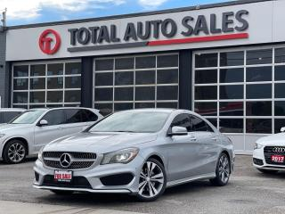 Used 2016 Mercedes-Benz CLA-Class //AMG | NAVI | XENON | PREMIUM PLUS for sale in North York, ON