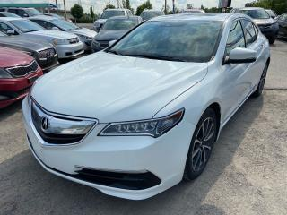 Used 2015 Acura TLX V6 Tech for sale in Gloucester, ON