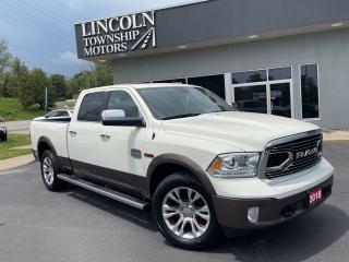 Used 2018 RAM 1500 Longhorn for sale in Beamsville, ON