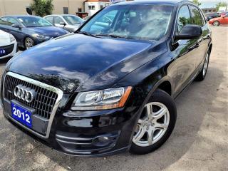Used 2012 Audi Q5 2.0L Premium for sale in Hamilton, ON