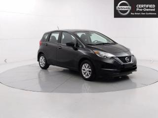 Used 2018 Nissan Versa Note SV Backup camera, Bluetooth, Heated seats, Cruise control for sale in Winnipeg, MB
