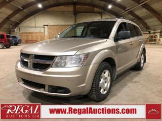Used 2009 Dodge Journey 4D Utility FWD for sale in Calgary, AB