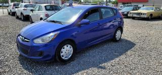 Used 2013 Hyundai Accent FULL EQUIP GARANTIE 1 ANS for sale in Pointe-aux-Trembles, QC