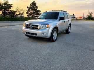 Used 2012 Ford Escape NO ACCIDENT, LOW KMS, CERTIFIED!! for sale in Mississauga, ON