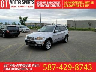 Used 2007 BMW X5 4.8i | HEADS UP DISPLAY | DVD | EVERYONE APPROVED! for sale in Calgary, AB