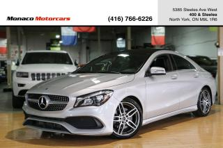 Used 2018 Mercedes-Benz CLA-Class CLA250 - AMG|NAVIGATION|BACKUP|SUNROOF|PUSH START for sale in North York, ON