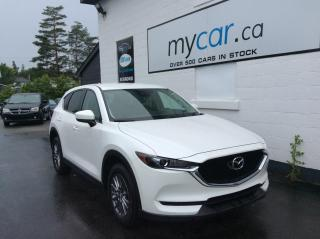 Used 2018 Mazda CX-5 GS NAV, HEATED SEATS/WHEEL, BACKUP CAM!! for sale in Richmond, ON