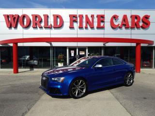 Used 2014 Audi RS 5 4.2 | 440+ HP V8! | CLEAN & Local! for sale in Etobicoke, ON