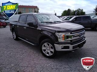 Used 2018 Ford F-150 XLT | CLEAN CARFAX | ONE OWNER | PWR DRIVER SEAT | TRAILER PKG | REMOTE START | RUNNING BOARDS | for sale in Barrie, ON