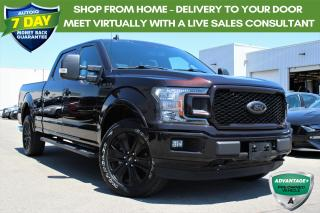 Used 2020 Ford F-150 XLT 5.0 LTR SPORT! CREW CAB 4X4 NAVIGATION for sale in Hamilton, ON