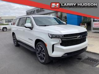 New 2021 Chevrolet Suburban RST for sale in Listowel, ON
