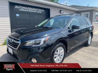 Used 2018 Subaru Outback 2.5i Premier EyeSight Package Apple Carplay - Android Auto - Power Sunroof! for sale in Kingston, ON