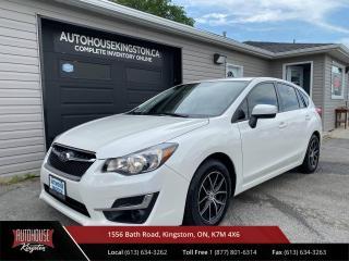 Used 2016 Subaru Impreza 2.0i for sale in Kingston, ON