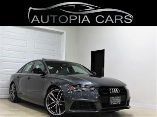 Used 2017 Audi A6 QUATTRO 3.0T COMPETITION S LINE TECHNIK for sale in North York, ON