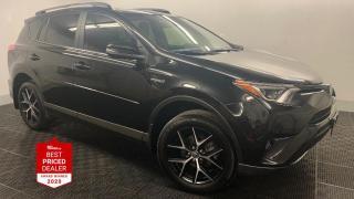 Used 2018 Toyota RAV4 AWD HYBRID SE ***SALE PENDING*** for sale in Winnipeg, MB