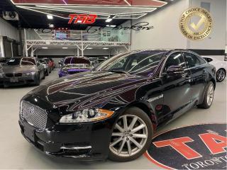 Used 2013 Jaguar XJ I MERIDIAN I NAVI I SUNROOF I CAM I COMING SOON for sale in Vaughan, ON