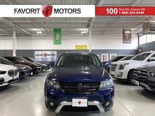 Used 2018 Dodge Journey Crossroad AWD|7PASSENGER|NAV|REARSCREEN|ALPINE|+++ for sale in North York, ON