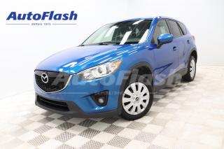 Used 2014 Mazda CX-5 GS TOURING *FWD *BLUETOOTH *CAMERA *TOIT-OUVRANT for sale in Saint-Hubert, QC