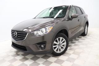 Used 2016 Mazda CX-5 GS-LUXURY *AWD *CUIR/LEATHER *TOIT-OUVRANT for sale in Saint-Hubert, QC