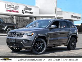 New 2021 Jeep Grand Cherokee ALTITUDE | PROTECH GRP | TRAILER TOW for sale in Simcoe, ON