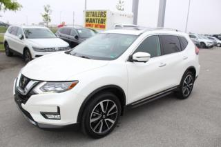 Used 2017 Nissan Rogue 2.5L SL for sale in Whitby, ON