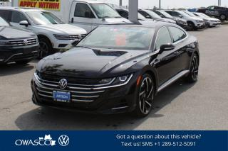 Used 2021 Volkswagen Arteon 2.0T Execline Auto for sale in Whitby, ON