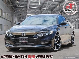 Used 2019 Honda Accord Sport 2.0T for sale in Mississauga, ON