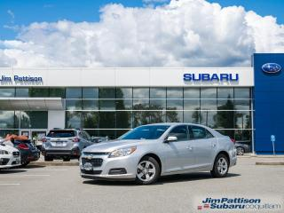 Used 2015 Chevrolet Malibu LT 1LT for sale in Port Coquitlam, BC