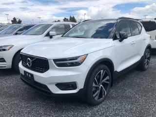 New 2021 Volvo XC40 T5 R-Design for sale in Surrey, BC
