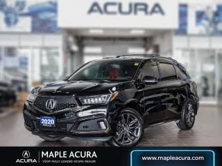 Used 2020 Acura MDX A-Spec for sale in Maple, ON