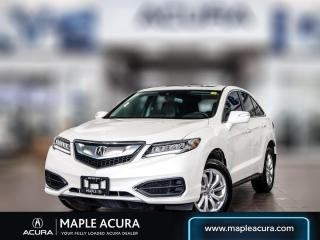 Used 2018 Acura RDX Tech for sale in Maple, ON